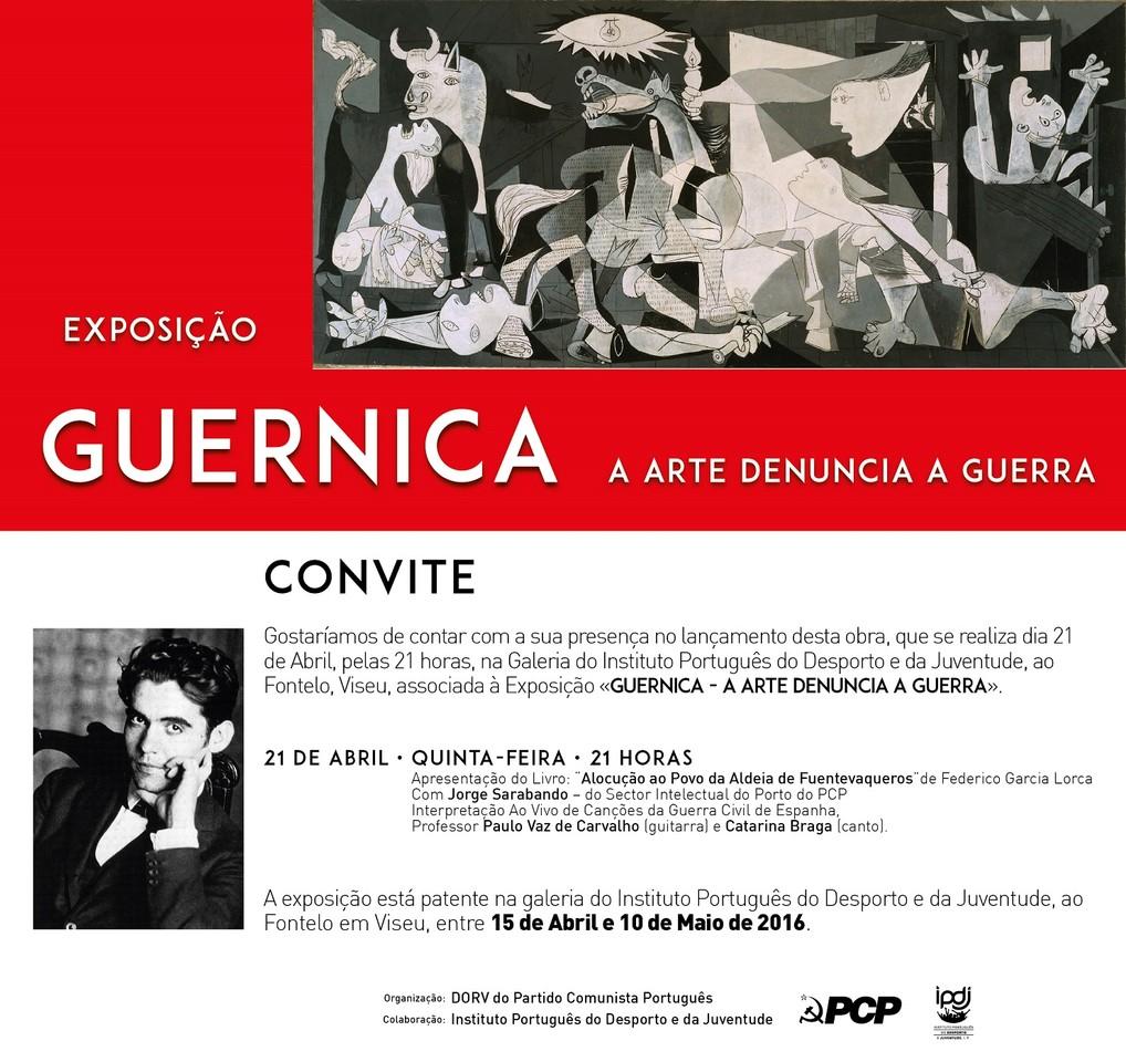 Convite Digital Livro Lorca