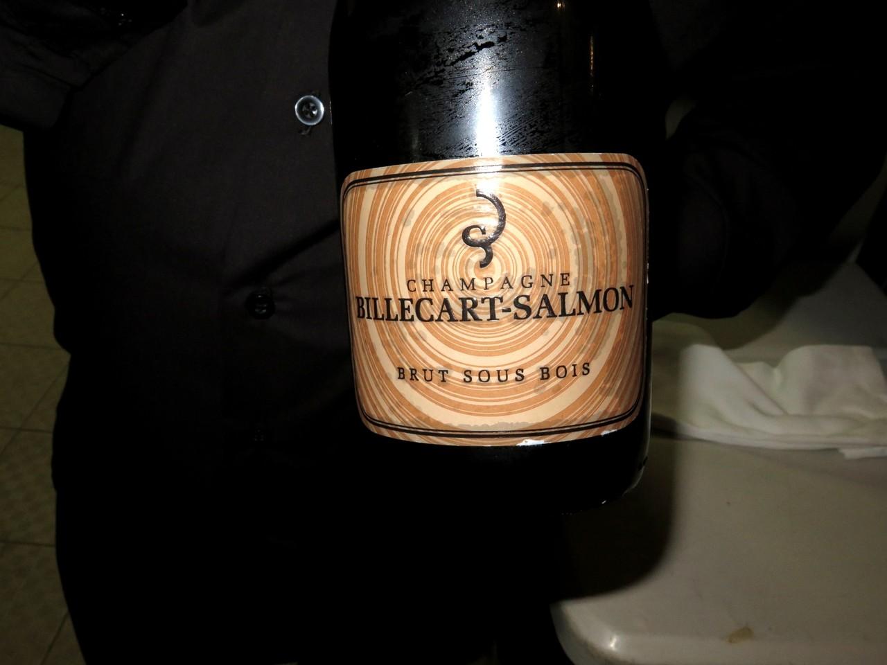 Billecart-Salmon Brut Sous-Bois