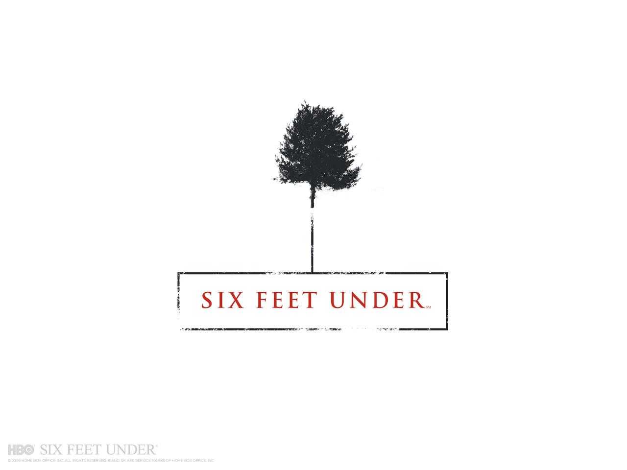 six feet under logo