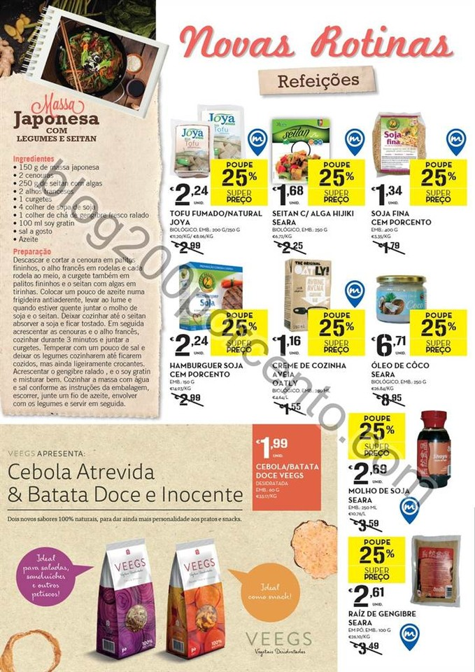 Antevisão Folheto CONTINENTE Verão em Forma 14 j