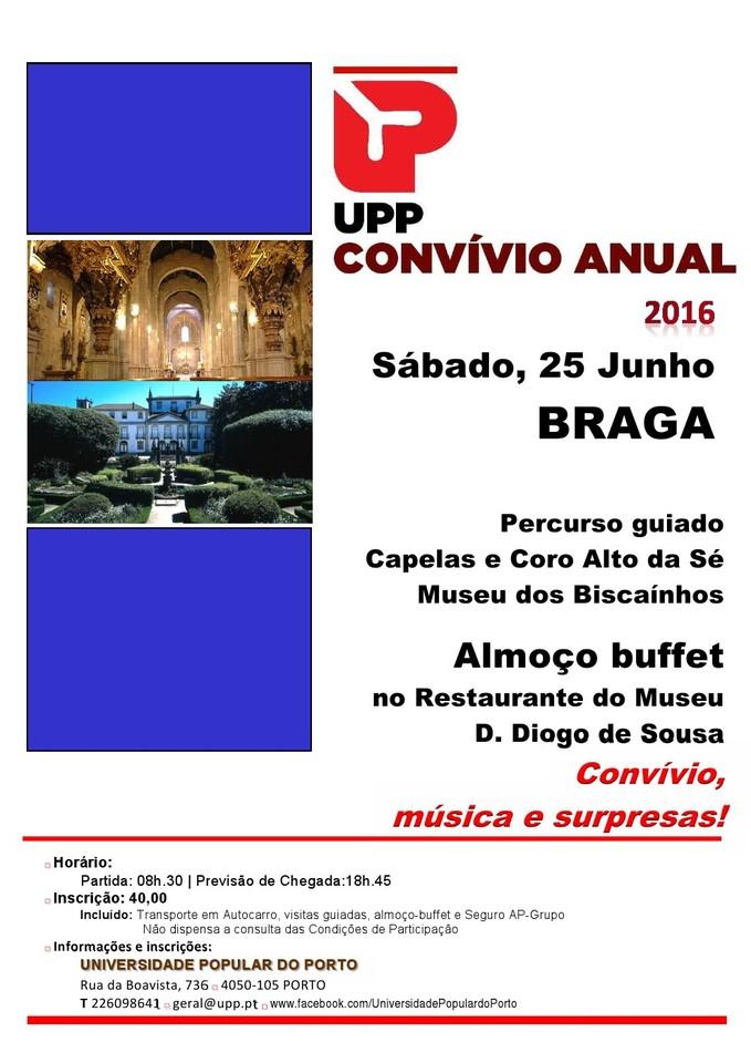 UPP Convivio 2016