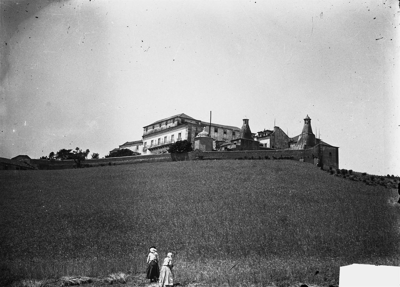Terras de semeadura, Pateo dos Geraldes (J.A.L. Bárcia, c. 1900)