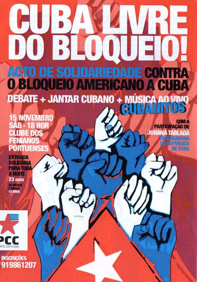Solidariedade Cuba