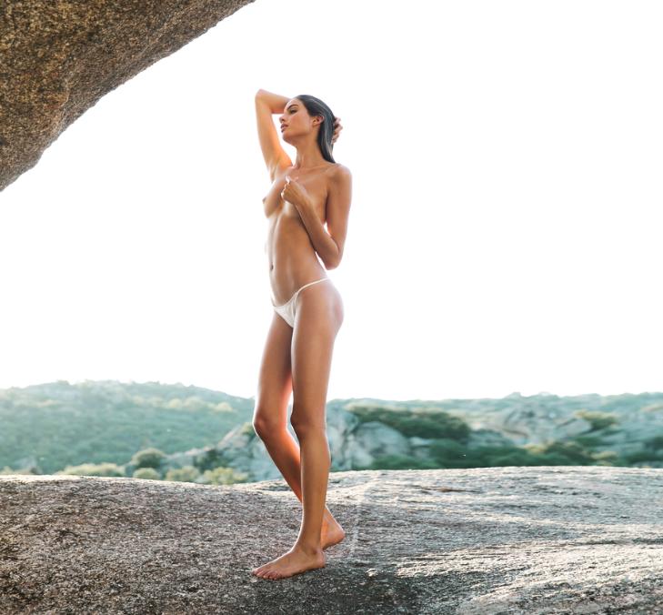 Curvy plus size nudes