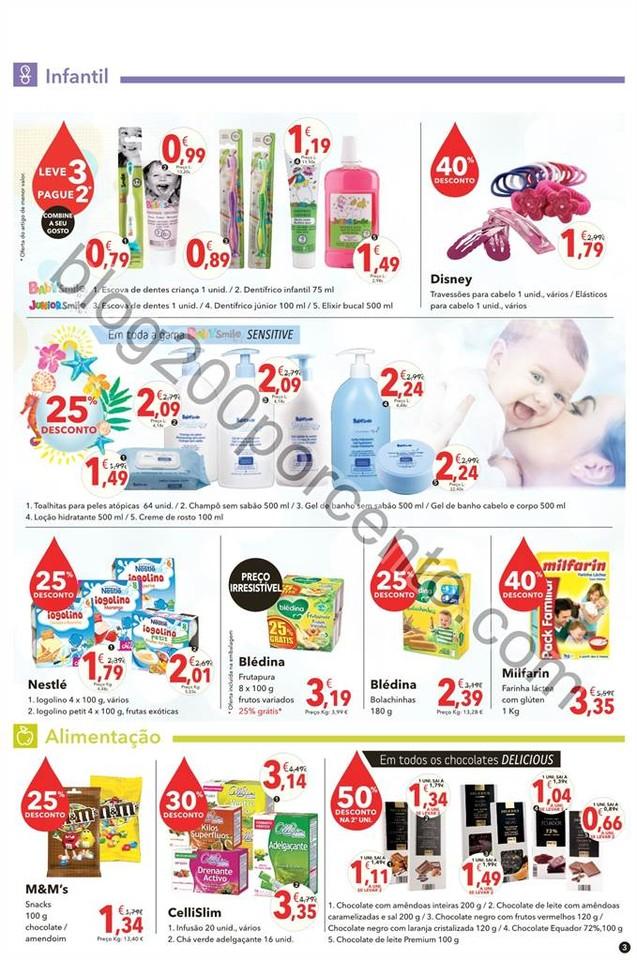 Antevisão Folheto CLAREL Promoções de 16 a 29 j