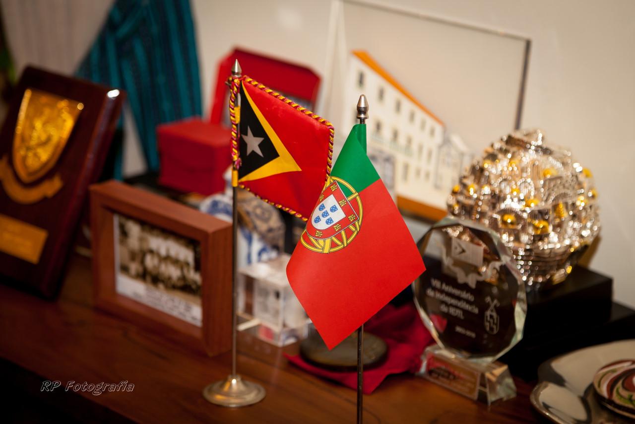 Embaixada Timor Leste Assinatura Protocolo RJ Anim