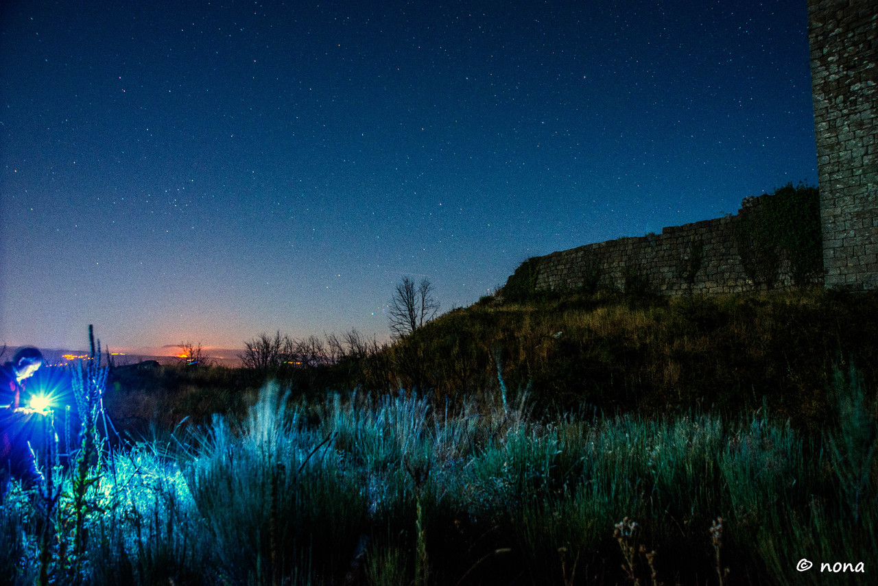 2015 - Astrofotografia (Castelo de Monforte) (13).