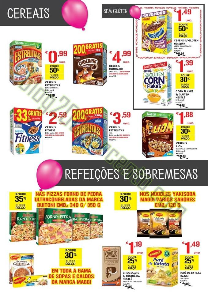 Antevisão Folheto CONTINENTE Nestlé Promoções