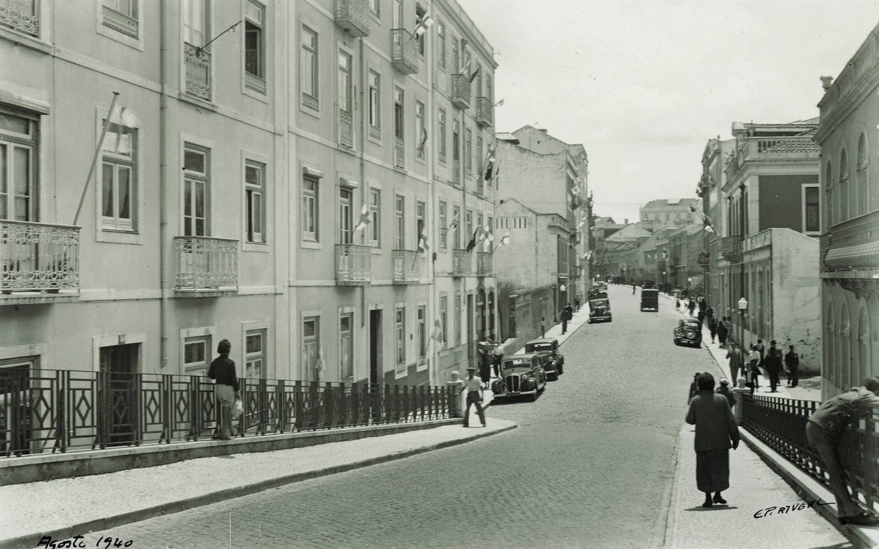 R. do Arco do Cego (E.Portugal, 1940)