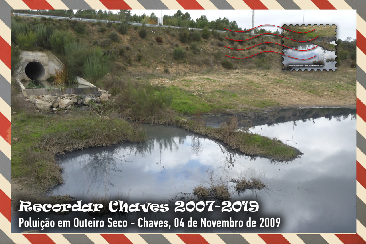 Colecção de 13 Postais Recordar Chaves 2009.jpg