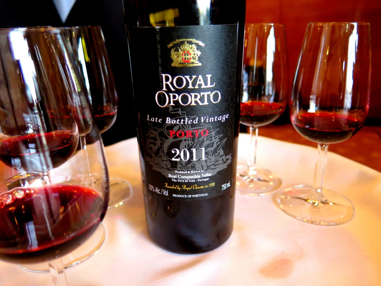 Royal Oporto Late Bottled Vintage 2011