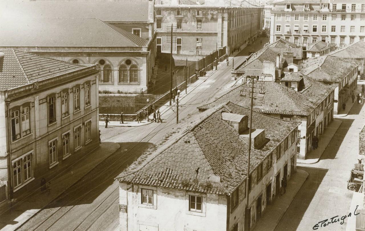 Terreirinho das Farinhas, Lisboa (E. Portugal, s.d.)