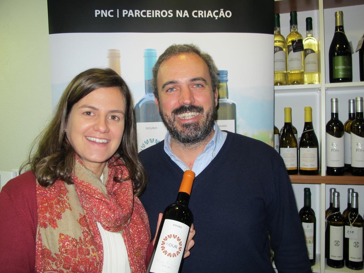 Joana Pratas e João Nápoles de Carvalho .JPG