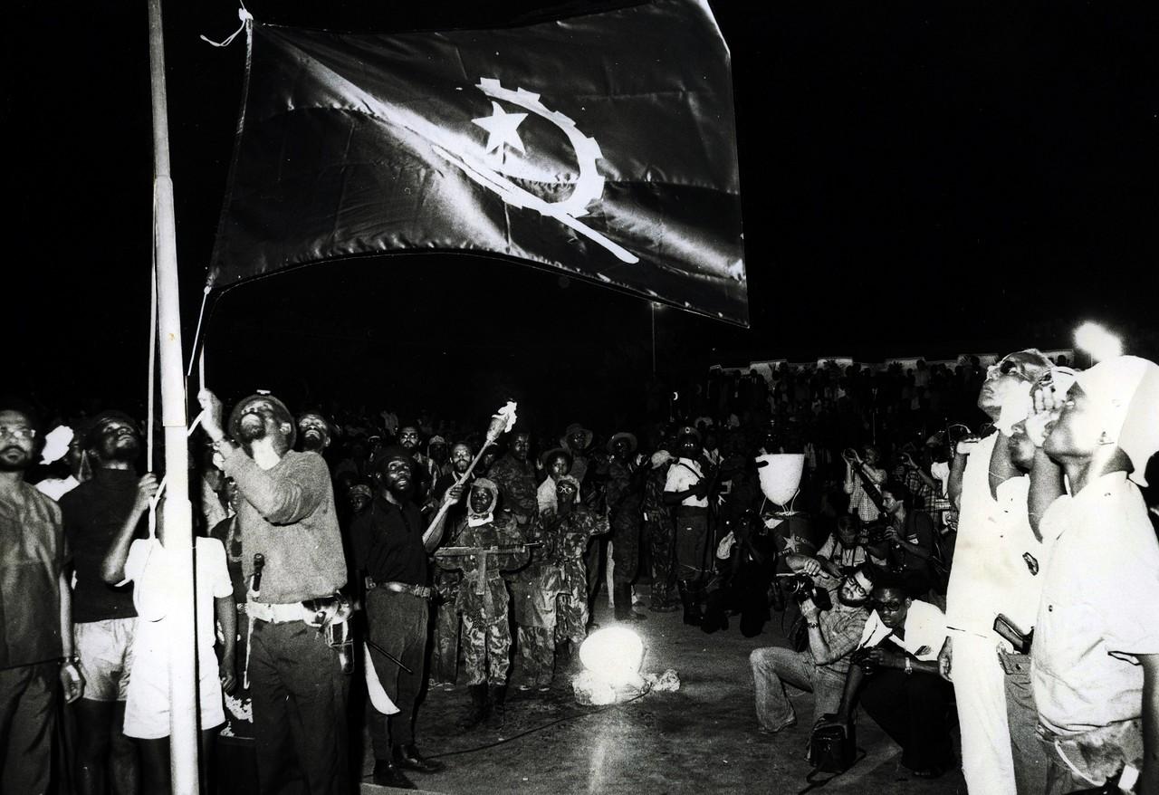 Independência Angola 1975-11-11