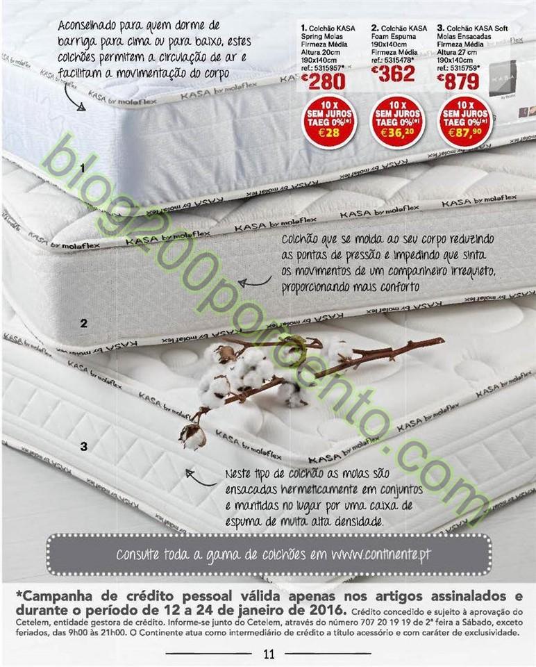 Antevisão Folheto CONTINENTE Aquecimento de 12 a