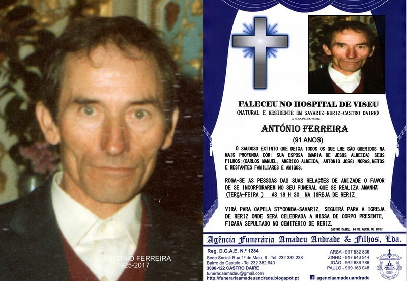 FOTO E RIP-ANTÓNIO FERREIRA-91 ANOS (SAVARIZ).jpg