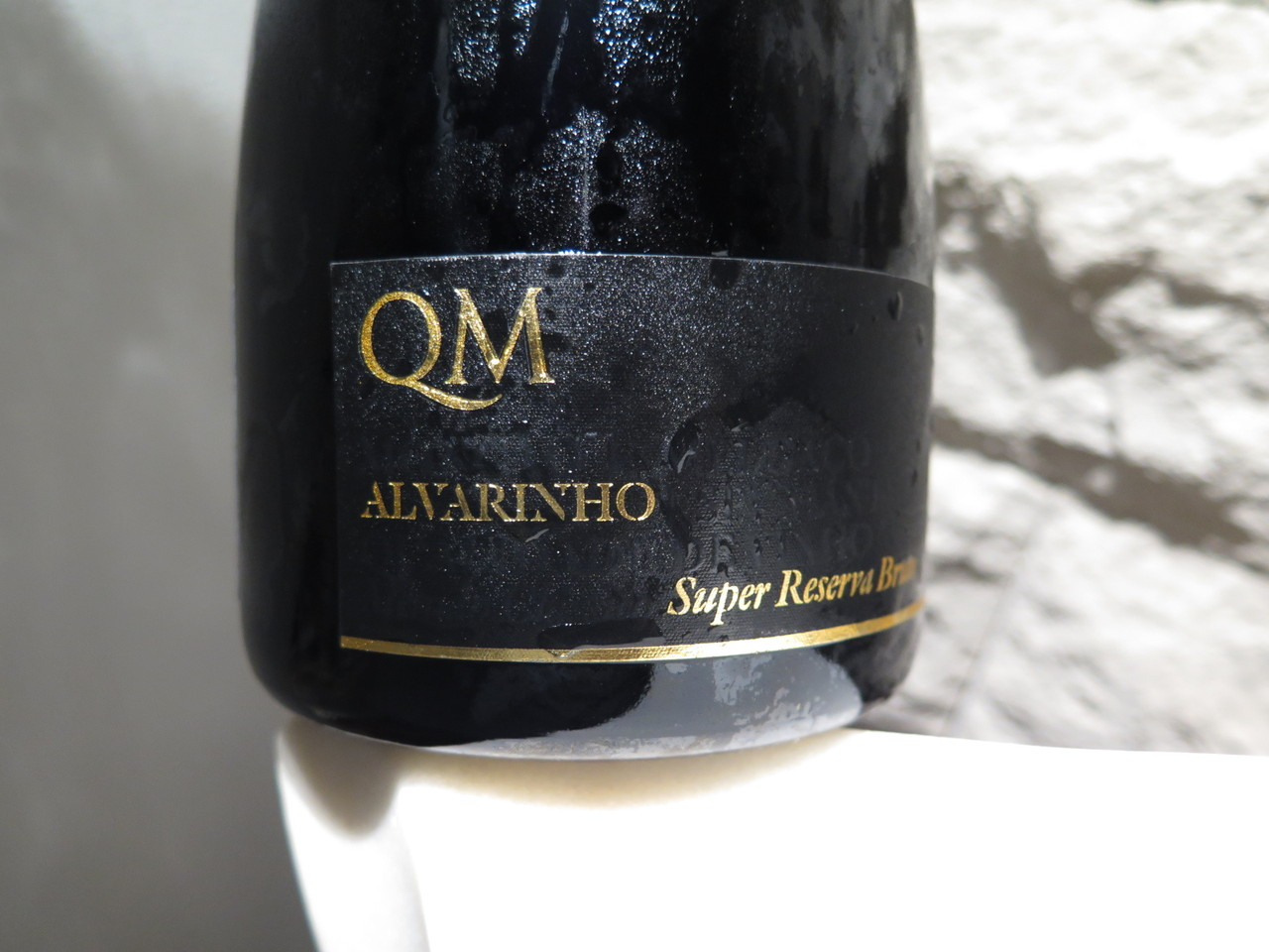 QM Alvarinho Super Reserva Bruto 2013