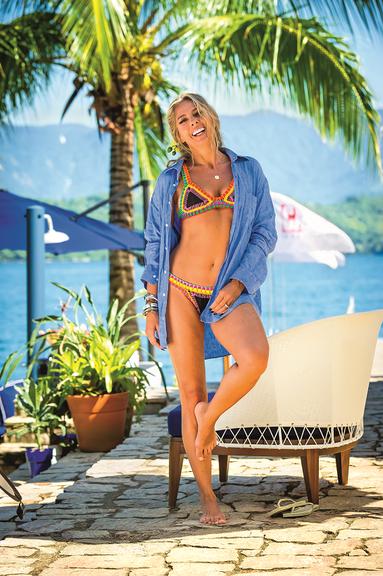 Adriane Galisteu (apresentadora,atriz & modelo