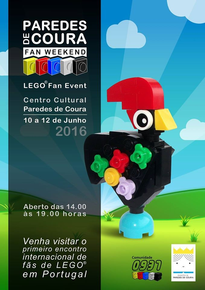 Lego Fan Event 2016 P. Coura