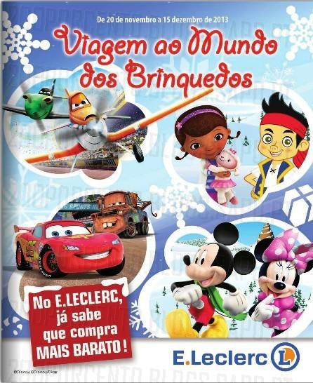 Antevisão Folheto / Catalogo | E-LECLERC |, Brinquedos Natal 2013