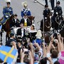 SWEDEN ROYAL WEDDING