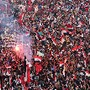 EGYPT INNAUGURATION ANNIVERSARY PROTESTS