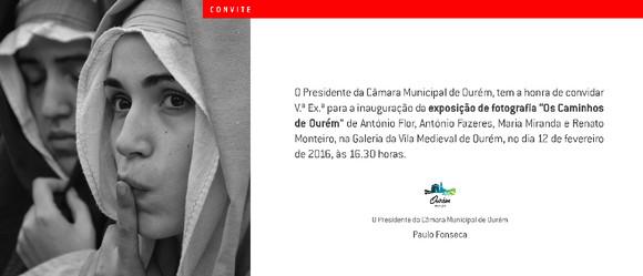 Convite Exposicao Galeria VMO fevereiro 2016