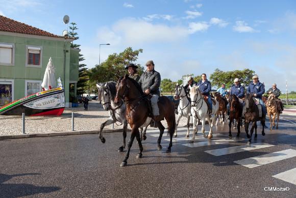 Partida da Romaria a Cavalo 1