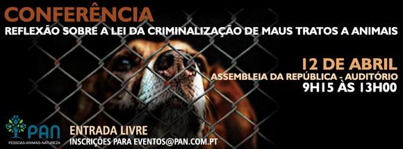 Capa_Conferência-maus tratos animais