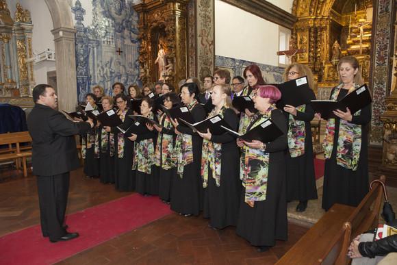 Encontro de música e canto - Grupo Coral do Monti