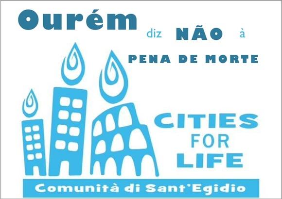 Postal - Cidades Pela Vida - Ourém