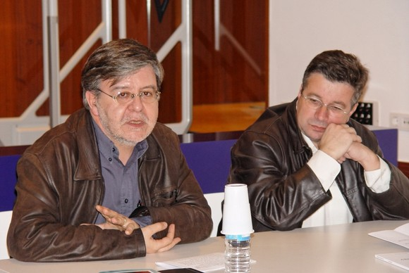 Ação de Formação com José António Gomes