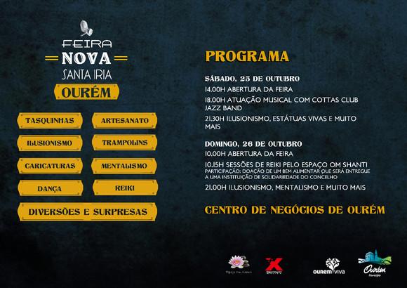 Programa Feira Nova de Santa Iria 2014