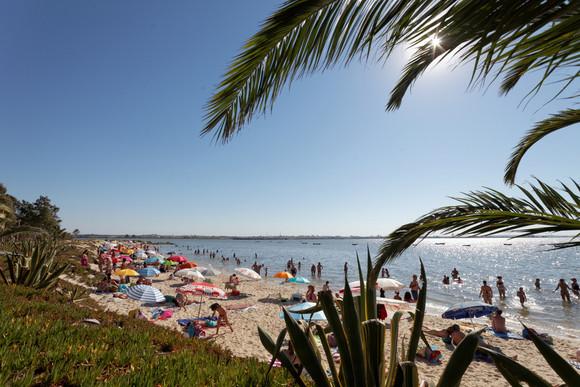 Praia do Rosário