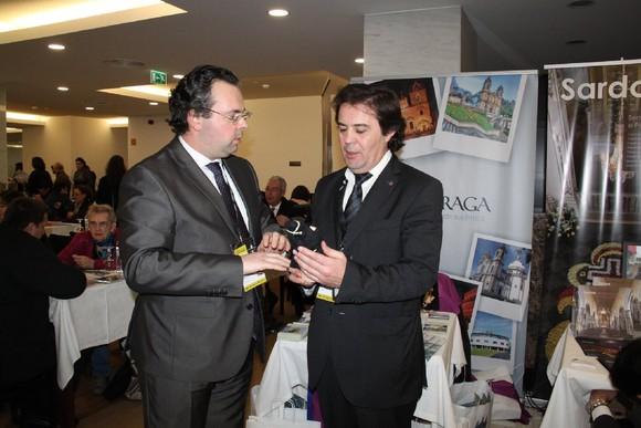 António Barroso e Paulo Fonseca