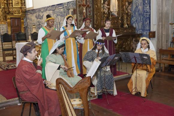 Encontro de Música e Canto -  Mediaevus Ensemble