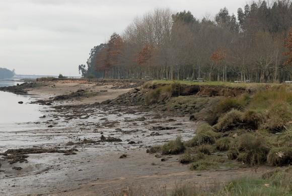 Efeito das cheias na bacia do rio Lima_Vez