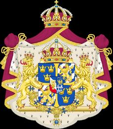 11 Brasão da Suécia