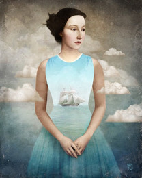 The Inner Ocean by Christian Schloe mais um barco