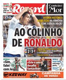 jornal Record 14062015