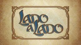 Lado a  Lado logotipo wikipédia