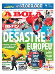 Jornal A Bola 27112014