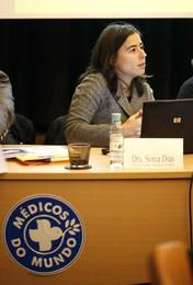 Dra. Sónia Dias (c) Fabrice Demoulin