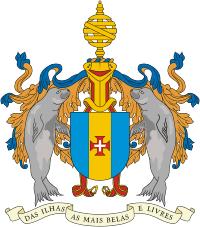 50 Brasão da Madeira