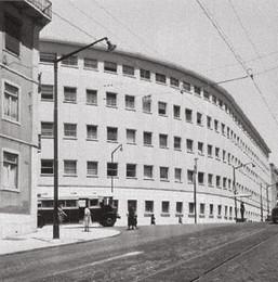 Polícia Juiciária, Lisboa (A. Madureira, 1961)