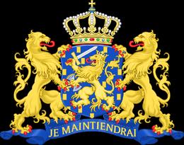 28 Brasão do Governo da Holanda