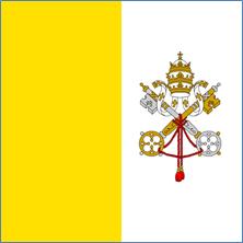 51 Bandeira do Vaticano