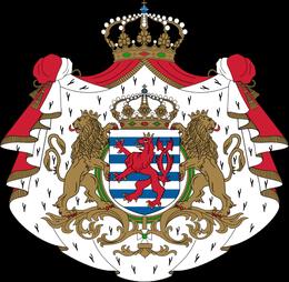 30 Brasão do Luxemburgo