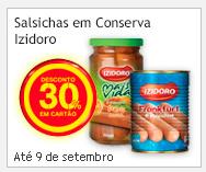 Salsichas em Conserva Isidoro