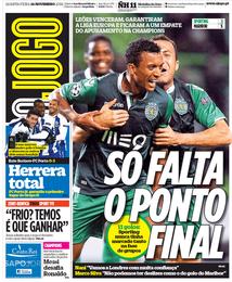 Capa do Jogo 26112014